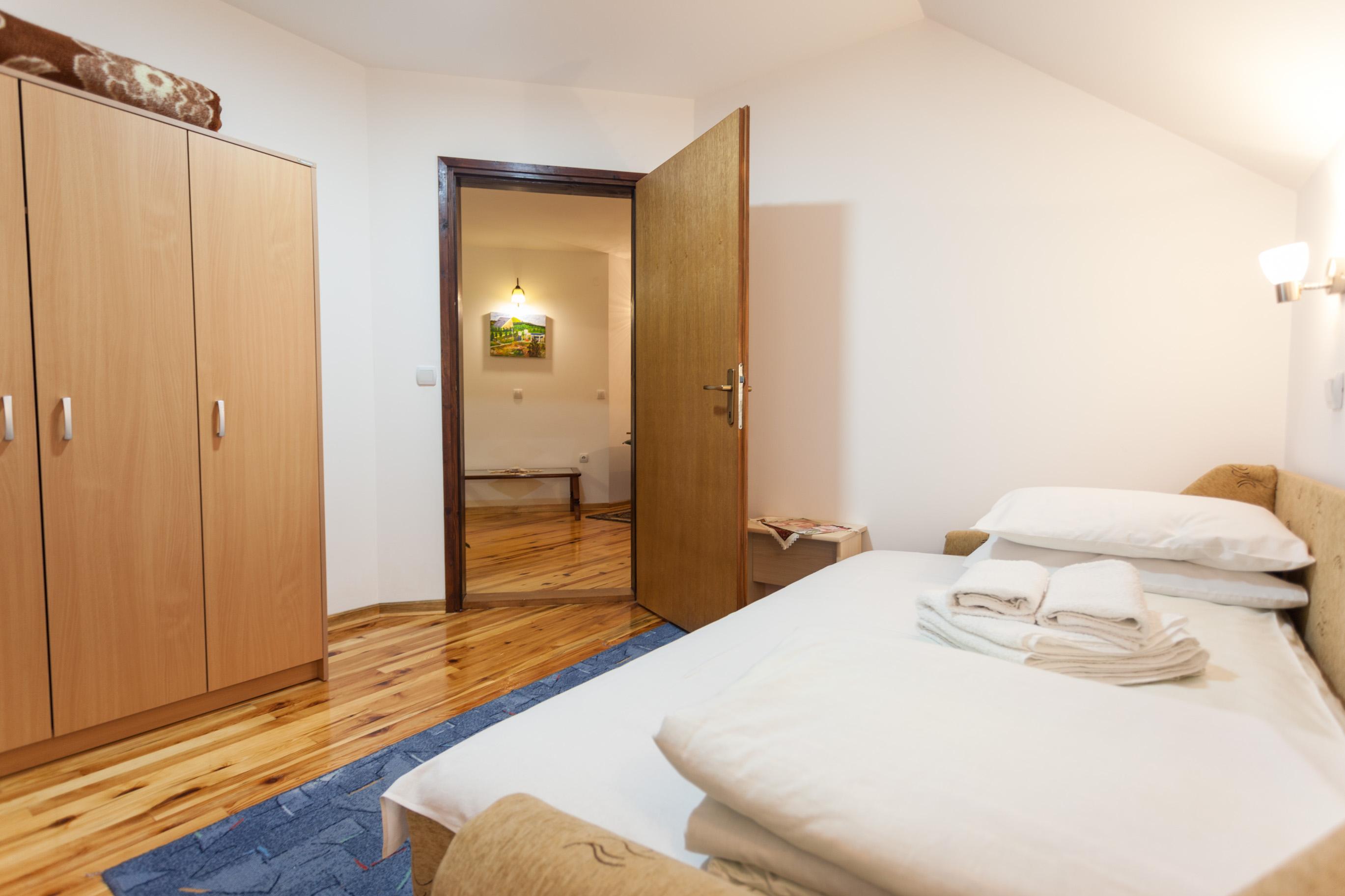 Apartman Serdar Zlatibor spavaća soba