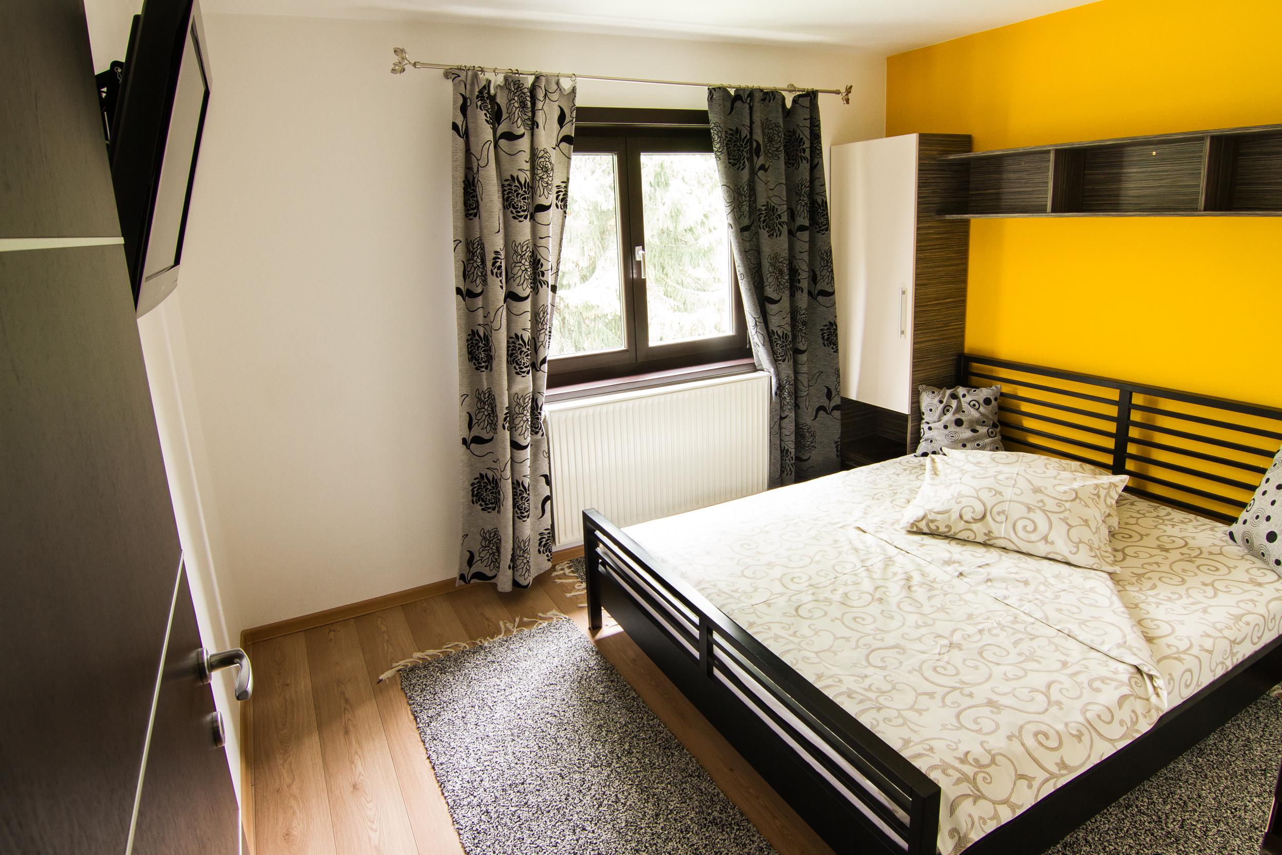 Vila Cortina Zlatibor spavaća soba