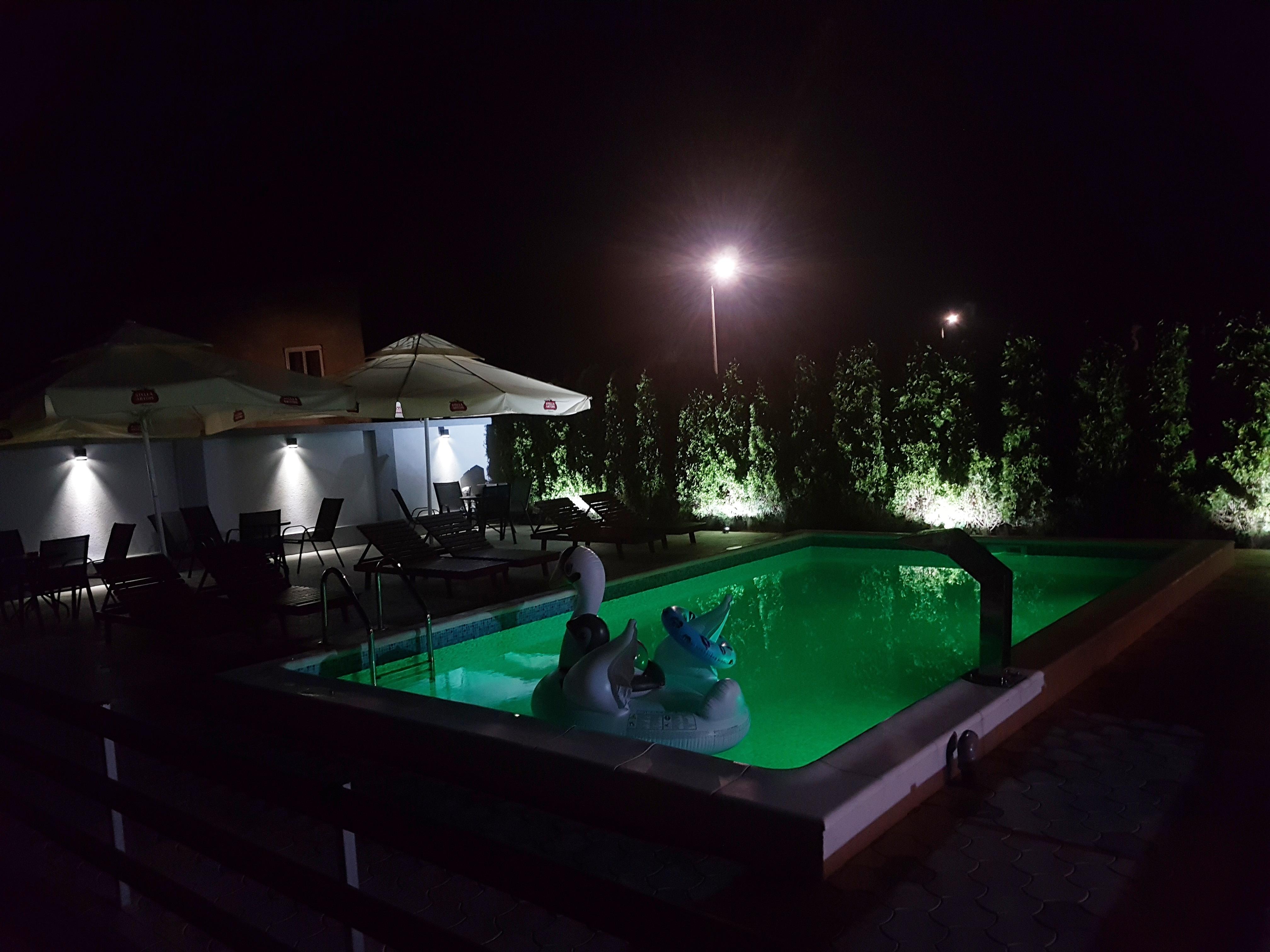 Apartmani Rada Soko Banja bazen