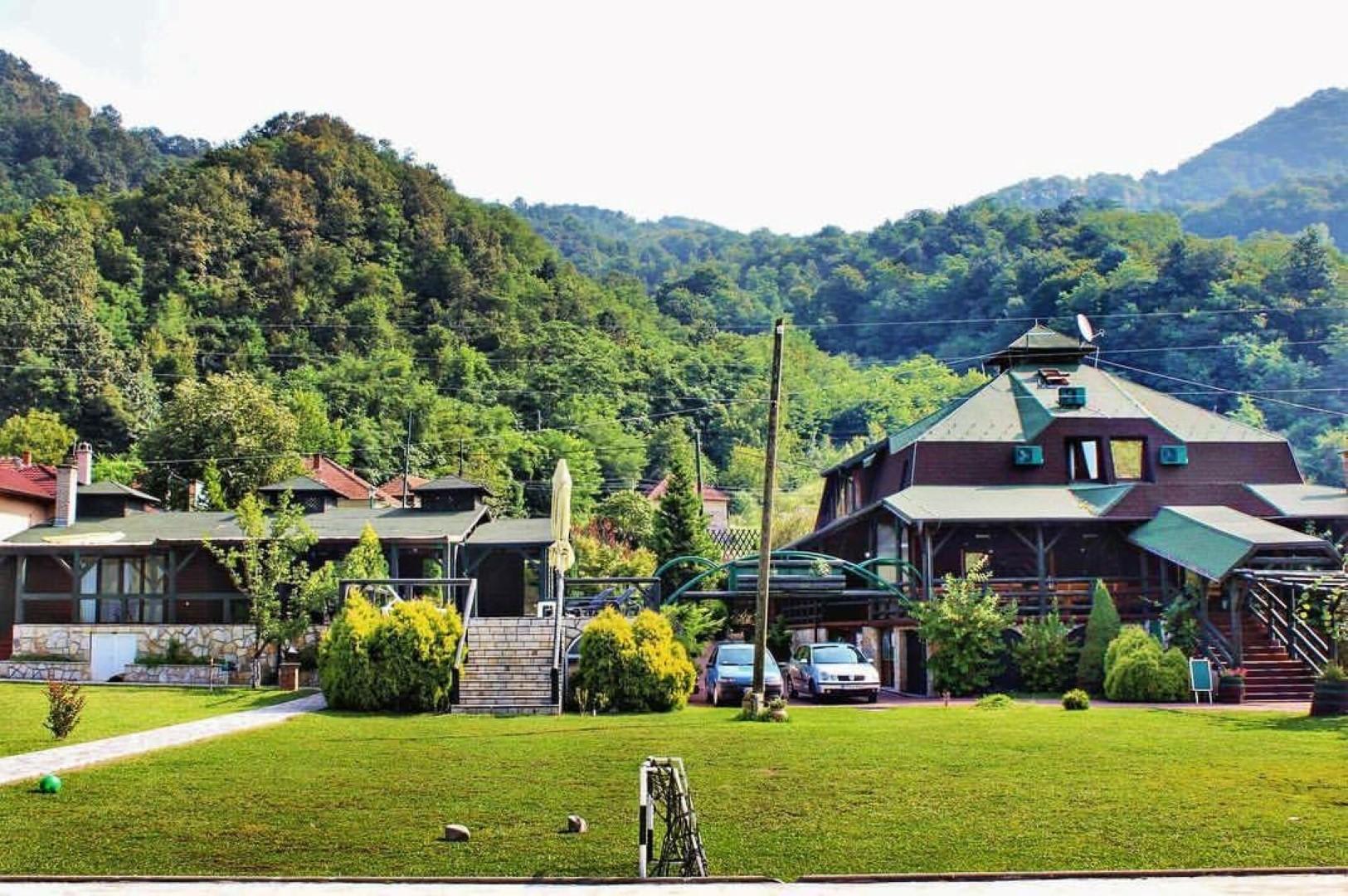 Seosko domacinstvo Drinski Raj